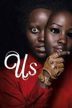 Us movie poster.