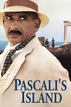 Pascali's Island movie poster.