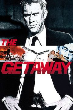 Poster for the movie The Getaway