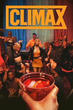 Climax movie poster.