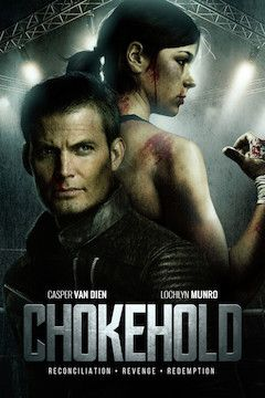 Chokehold movie poster.
