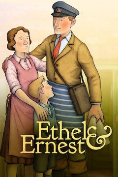 Ethel and Ernest movie poster.