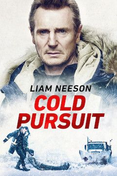 Poster for the movie Cold Pursuit