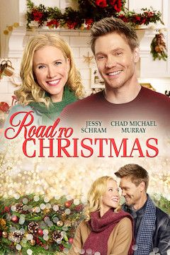 Road to Christmas movie poster.
