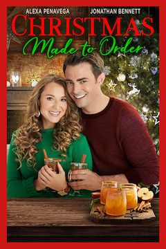 Christmas Made to Order movie poster.