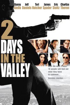 Two Days in the Valley movie poster.