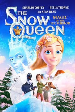 Poster for the movie The Snow Queen 2