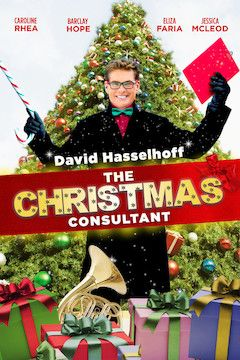 The Christmas Consultant movie poster.