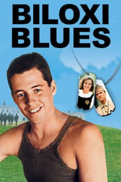 Biloxi Blues movie poster.