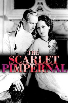 The Scarlet Pimpernel movie poster.