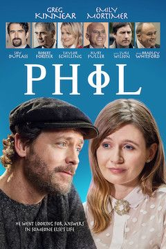 Phil movie poster.