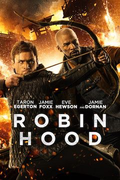 Robin Hood movie poster.