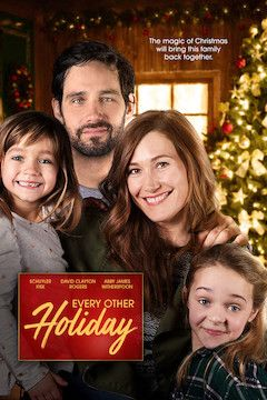 Every Other Holiday movie poster.