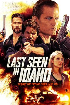 Last Seen in Idaho movie poster.