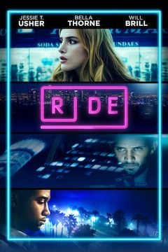 Ride movie poster.