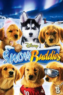 Poster for the movie Snow Buddies