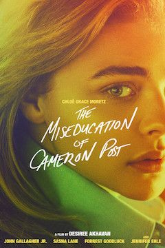 The Miseducation of Cameron Post movie poster.