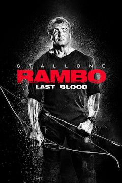 Rambo: Last Blood movie poster.