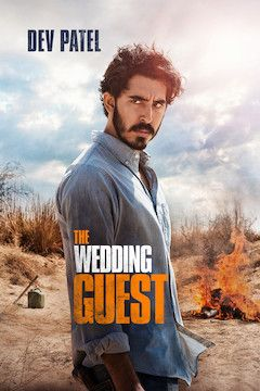 The Wedding Guest movie poster.