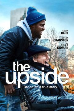 The Upside movie poster.