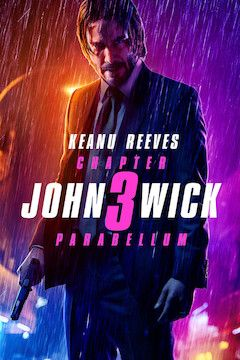 John Wick: Chapter 3 - Parabellum movie poster.