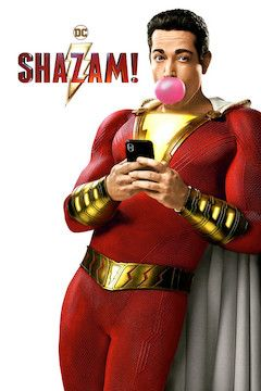 Poster for the movie Shazam!