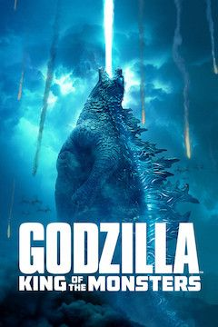 Godzilla: King of the Monsters movie poster.