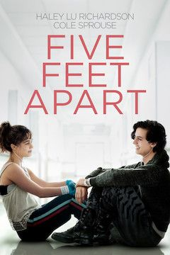 Five Feet Apart movie poster.