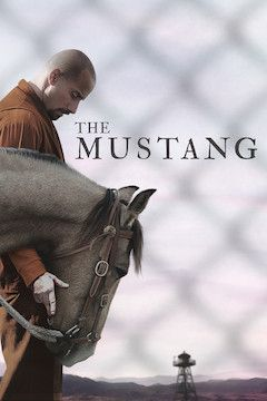 The Mustang movie poster.