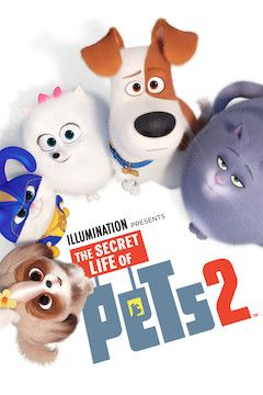 The Secret Life of Pets 2 movie poster.