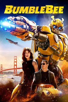 Bumblebee movie poster.