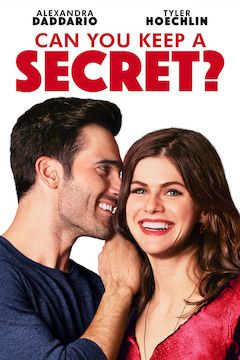Can You Keep a Secret? movie poster.