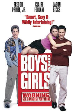 Boys and Girls movie poster.