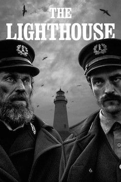 The Lighthouse movie poster.