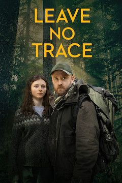 Leave No Trace movie poster.
