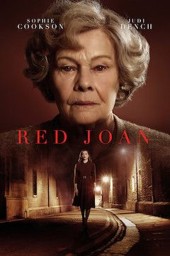 Red Joan movie poster.
