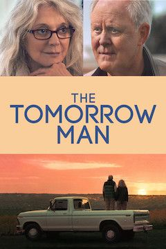 The Tomorrow Man movie poster.