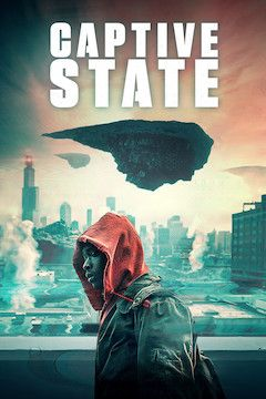 Captive State movie poster.