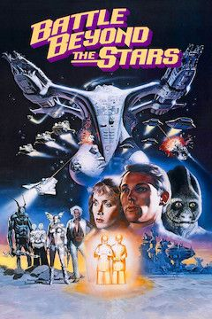 Battle Beyond the Stars movie poster.