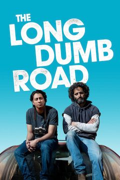 The Long Dumb Road movie poster.