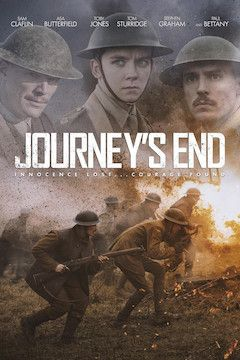 Journey's End movie poster.