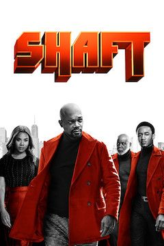 Shaft movie poster.