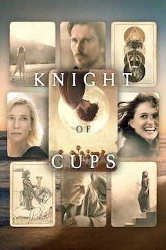 Knight of Cups movie poster.