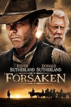 Forsaken movie poster.