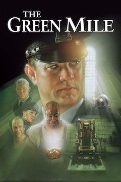 The Green Mile movie poster.