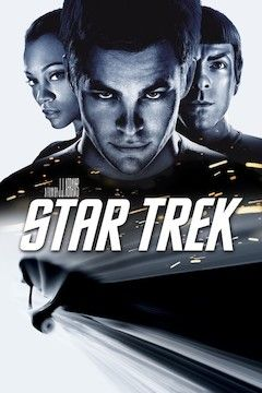 Star Trek movie poster.