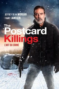 The Postcard Killings movie poster.