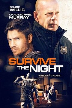 Survive the Night movie poster.