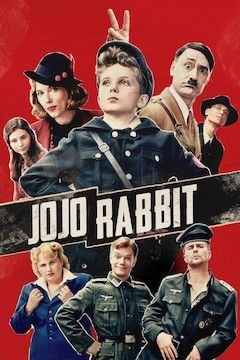 Jojo Rabbit movie poster.