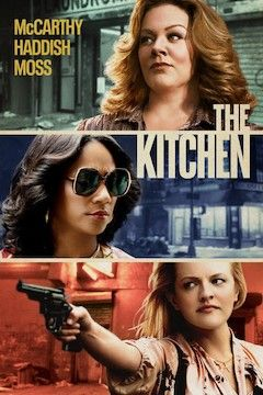 Poster for the movie The Kitchen